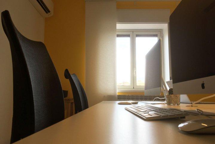 Scrivanie in coworking Catania